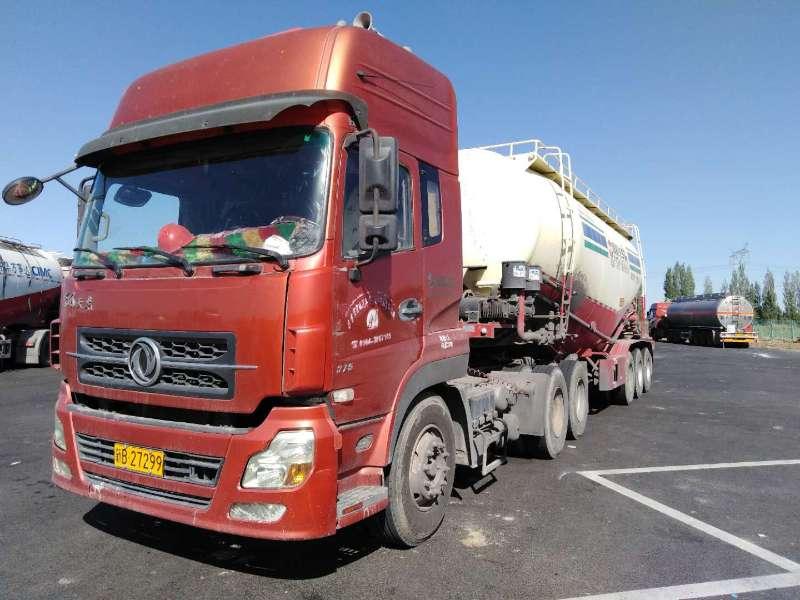 東風天龍 牽引車  375匹 2013年08月 6x4