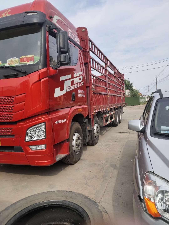 青岛解放JH6重卡 轻量化集卡型 牵引车  420匹