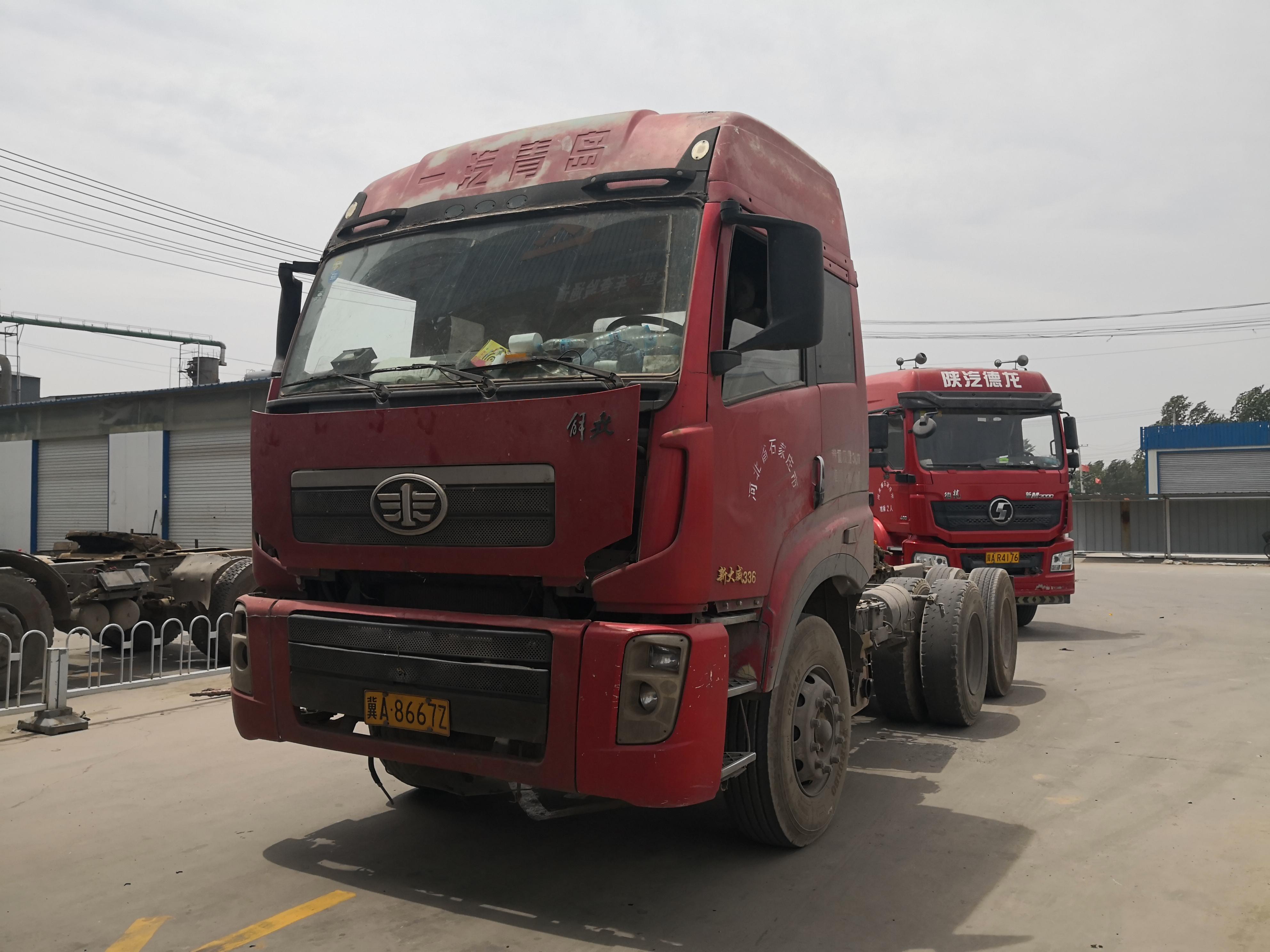 一汽解放其他車系 牽引車  350匹 2010年08月 6x2