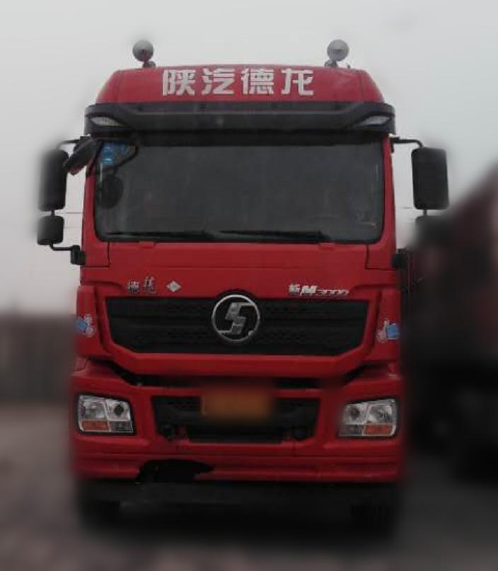 陜汽德龍新M3000 牽引車  430匹 2018年03月 6x4