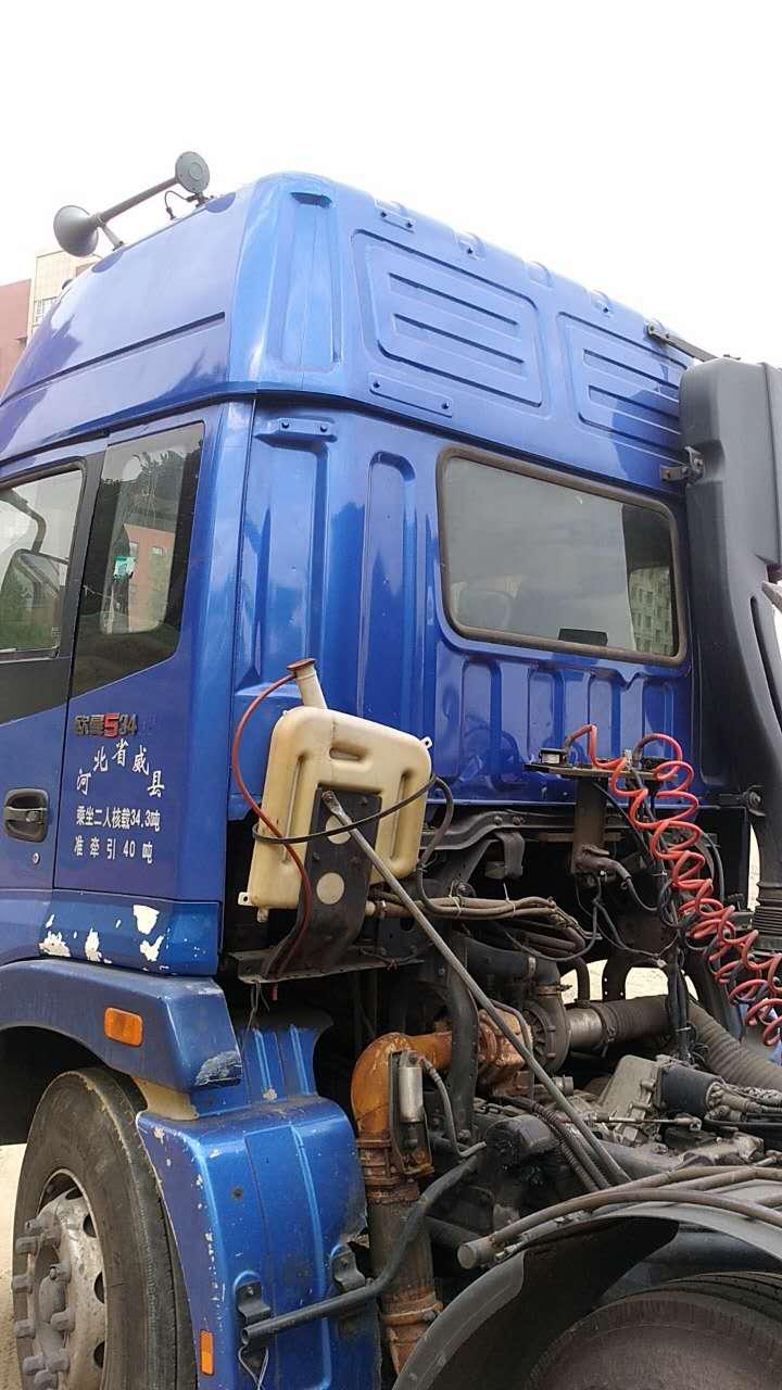 福田歐曼歐曼 牽引車  340匹 2013年06月 6x2