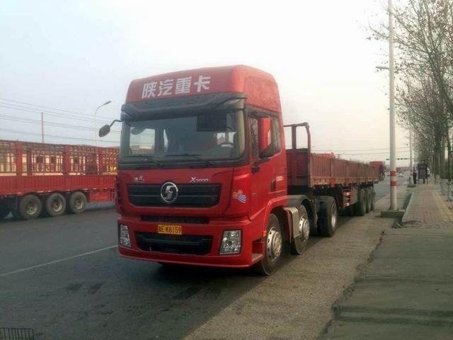 陜汽德龍X3000 牽引車  430匹 2016年06月 6x4