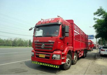 陜汽德龍M3000 載貨車  336匹 2016年05月 8x2