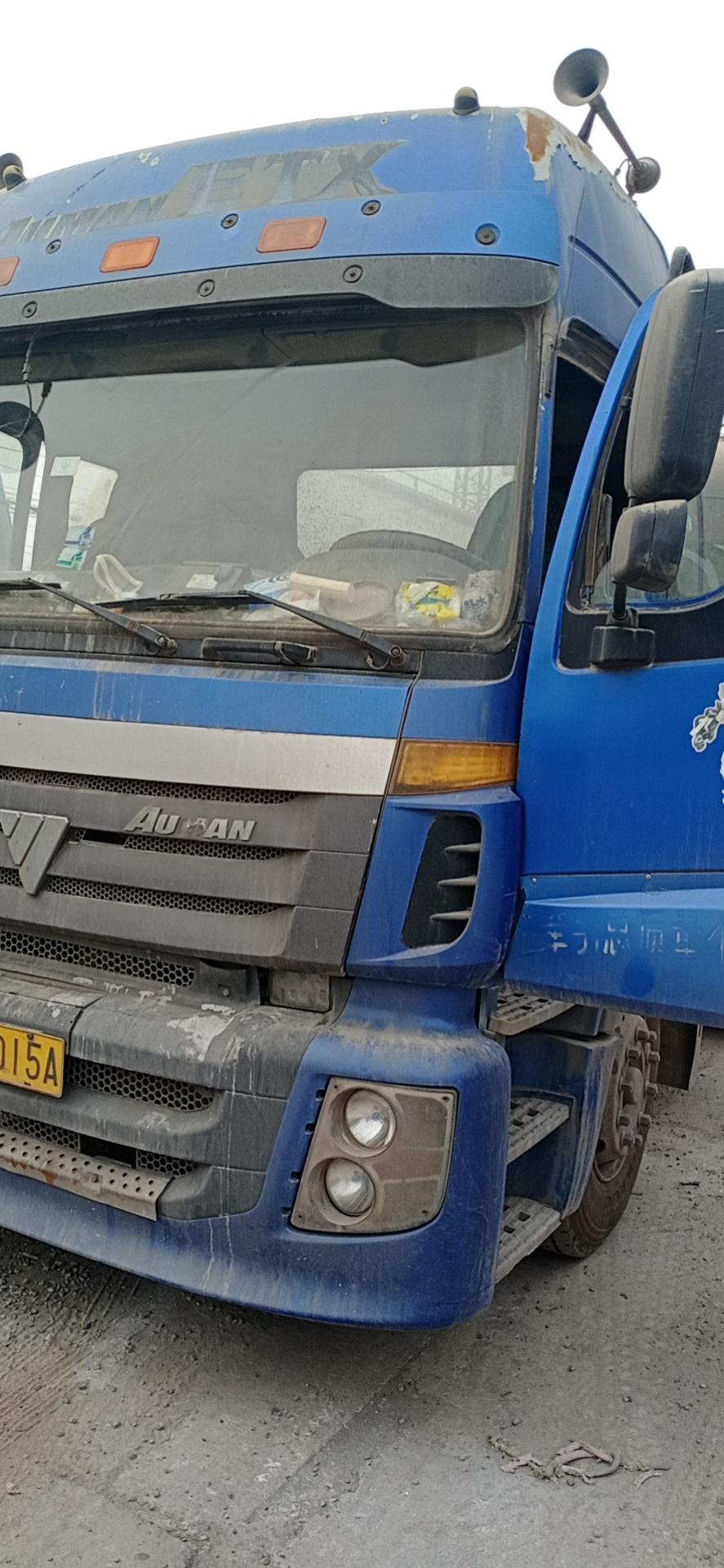 福田欧曼欧曼 牵引车  336匹2020年04月 6×2 国三