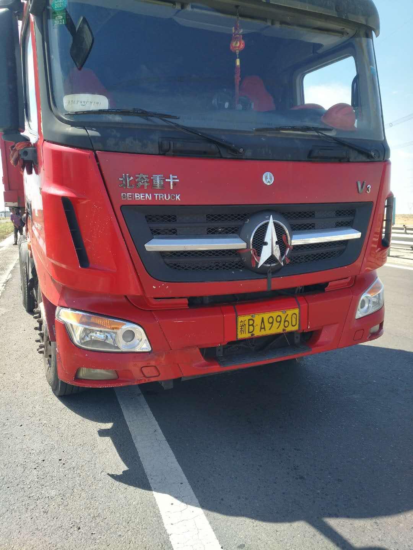 北奔V3M 牽引車  380匹 2012年04月 6x4