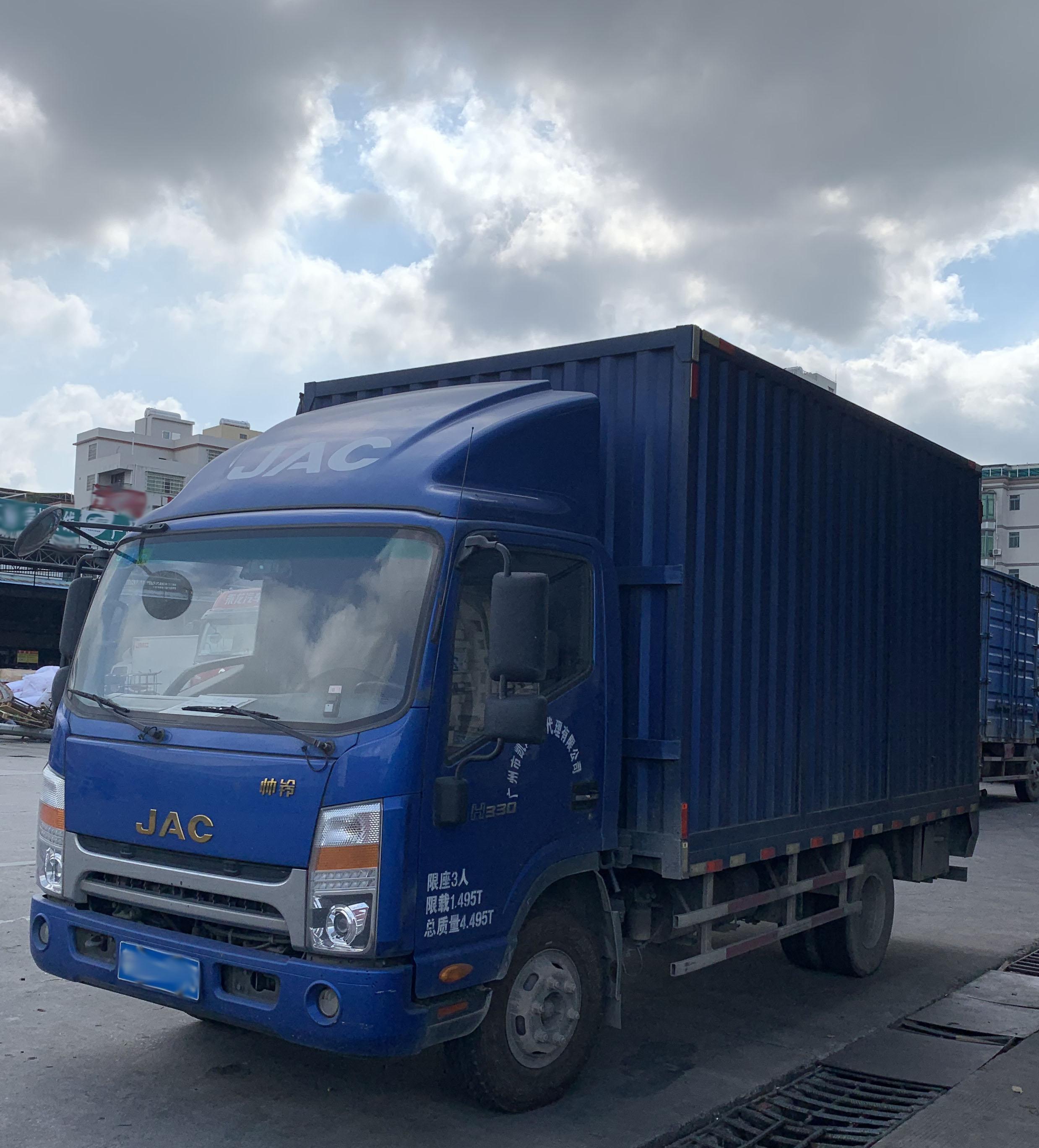 江淮其他車系 載貨車  220匹 2011年07月 4x2