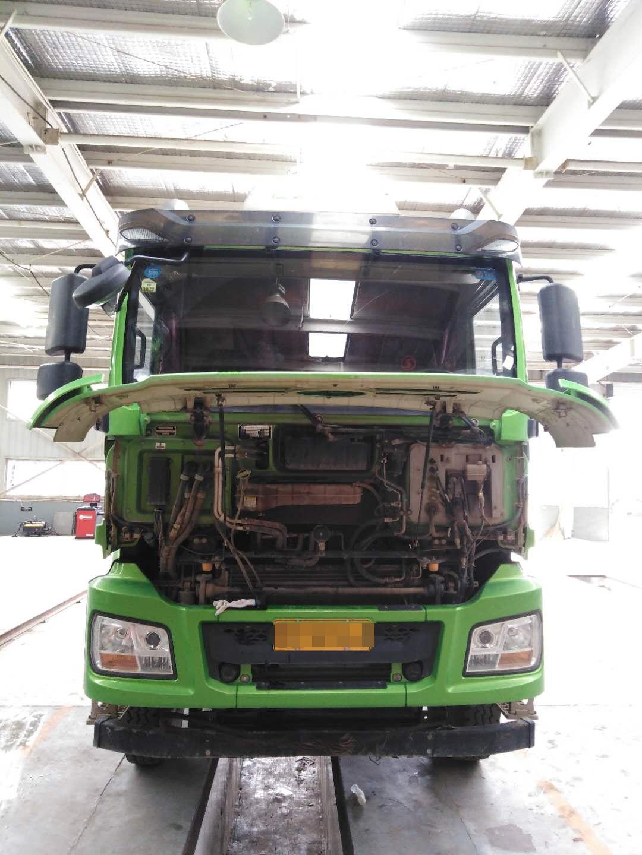 陜汽德龍M3000 牽引車  430匹 2019年06月 6x4