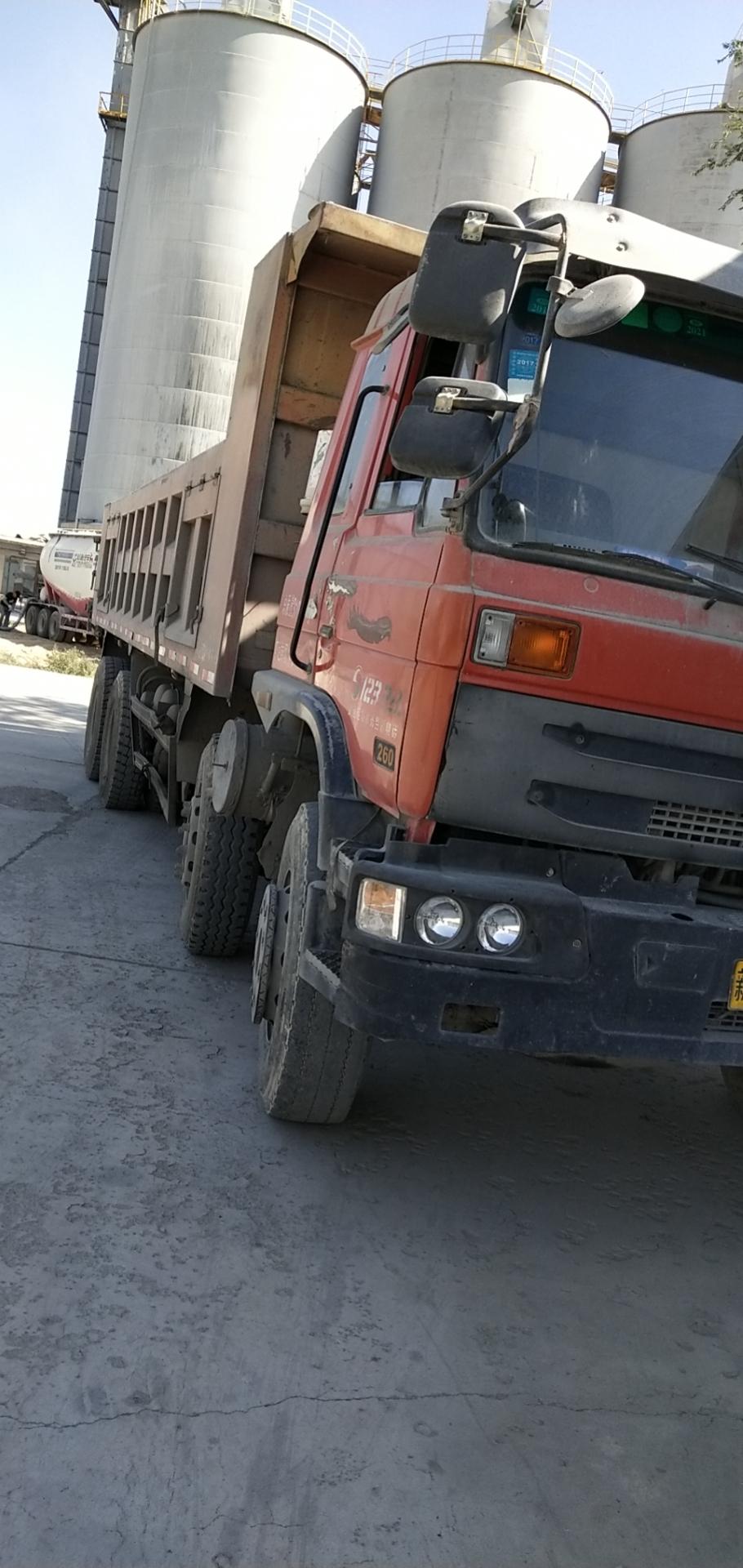 東風其他車系 自卸車  260匹 2012年03月 8x4