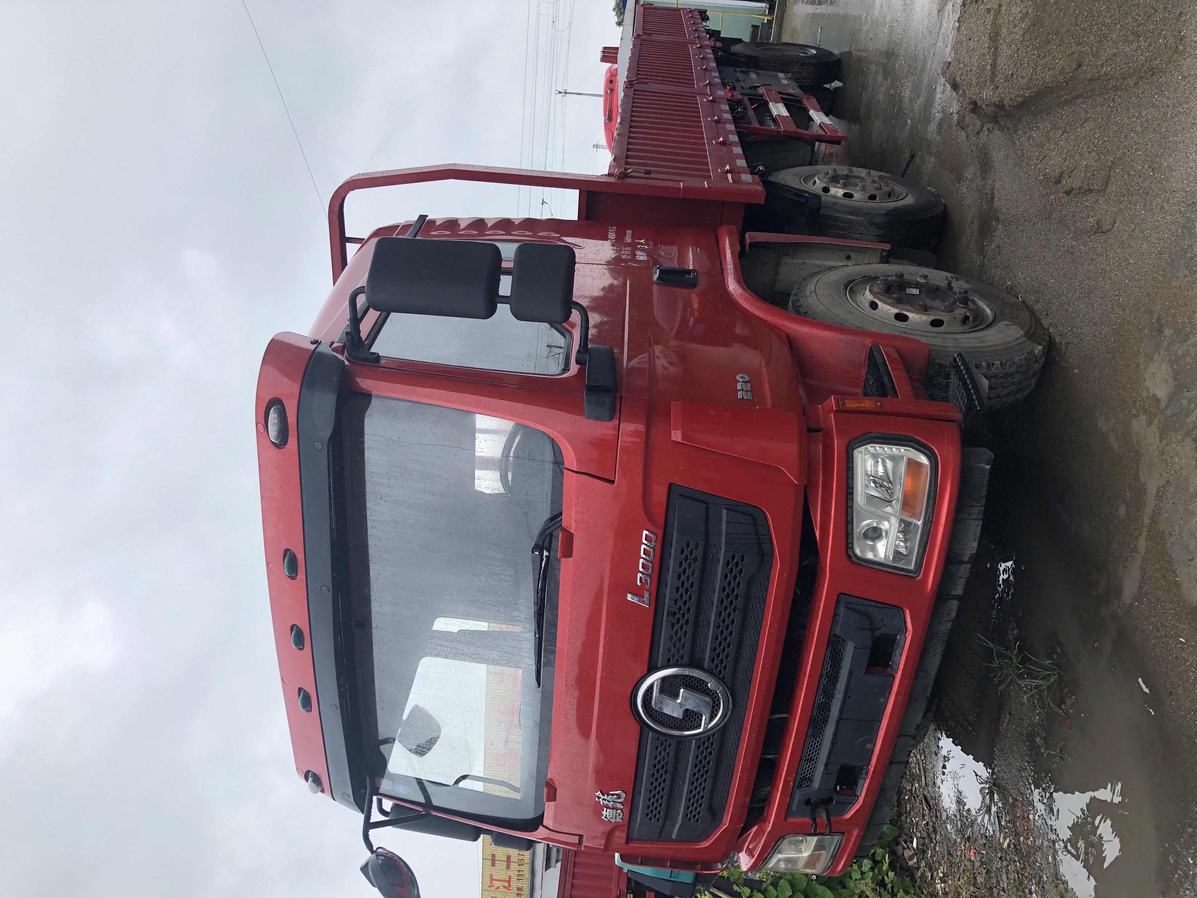陜汽德龍L3000 載貨車  220匹 2017年07月 6x2