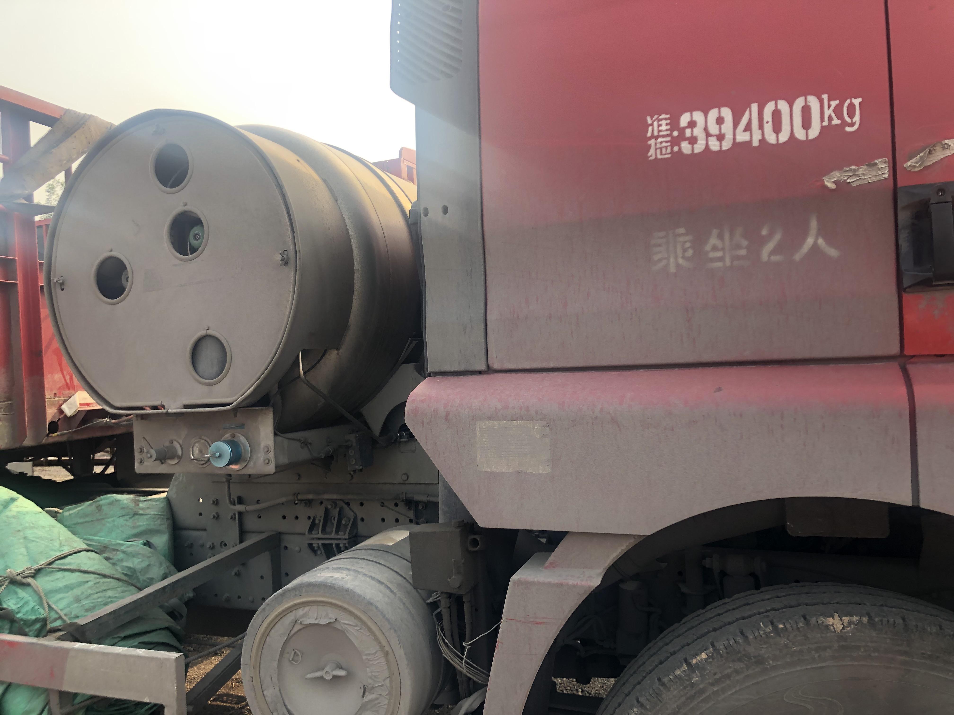 陜汽德龍新M3000 牽引車  380匹 2017年08月 6x4