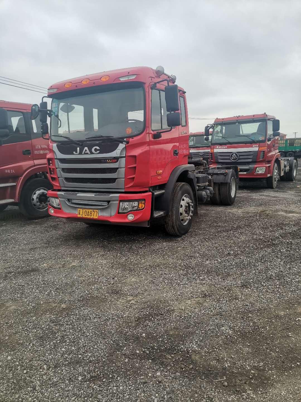 江淮格爾發K7重卡 牽引車  430匹 2016年12月 6x4