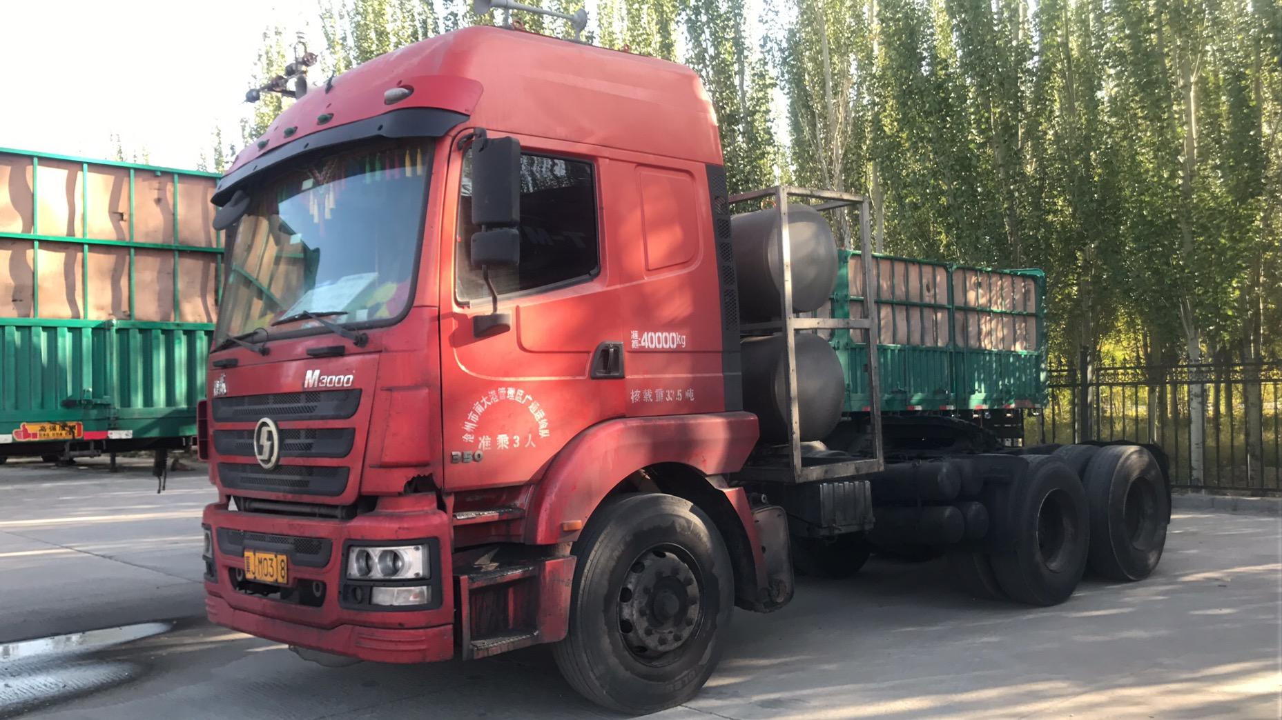 陜汽德龍M3000 牽引車  460匹 2013年05月 6x4