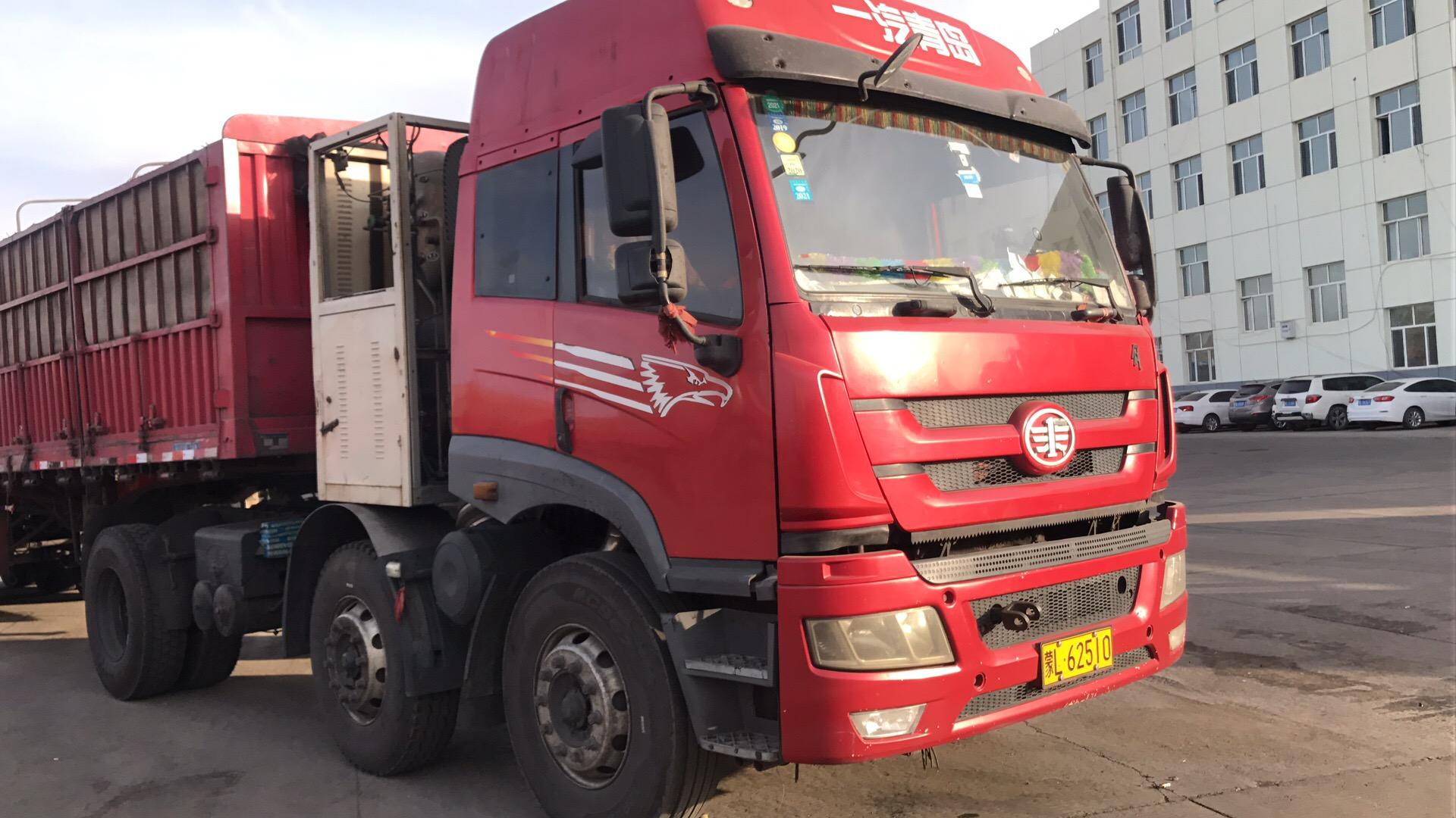 青島解放其他車系 牽引車  460匹 2014年05月 6x4