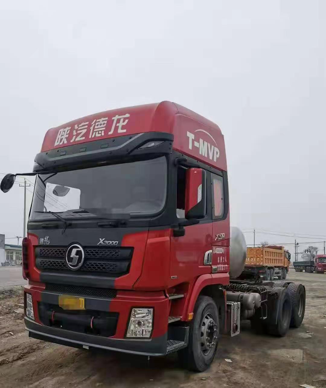 陕汽德龙X3000 牵引车  430匹 2019年06月 6x4