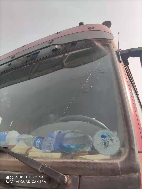 福田欧曼欧曼 牵引车  320匹 2014年05月 6x4