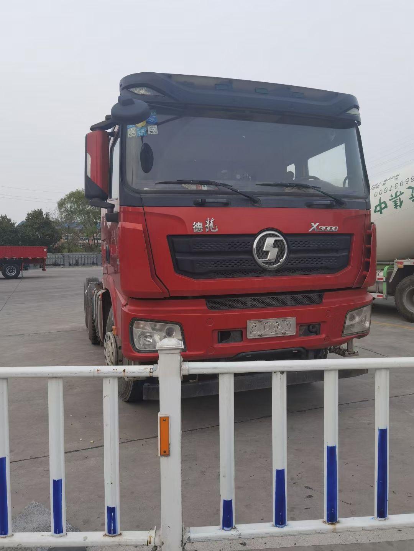 陕汽德龙X3000 牵引车  430匹 2017年07月 6x4
