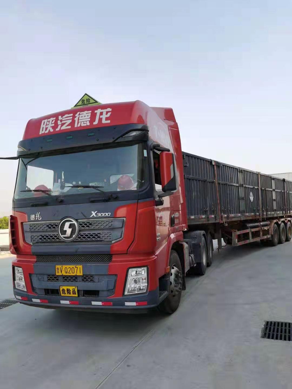 陕汽德龙X3000 牵引车  460匹 2019年02月 6x4