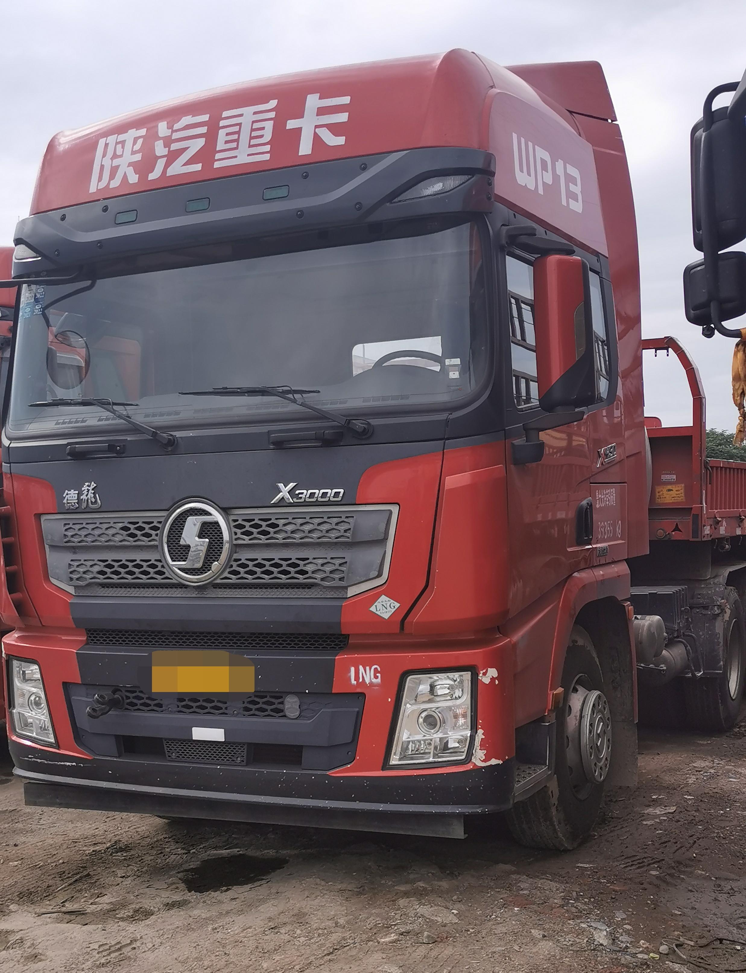 陕汽德龙X3000 牵引车  430匹 2019年05月 6x4