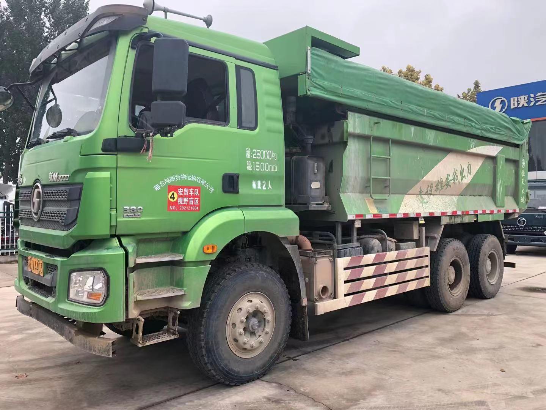 陕汽德龙M3000 牵引车  430匹 2019年07月 6x4