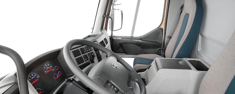 驾驶室外观与内饰检查